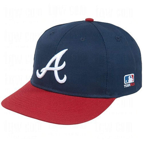 Atlanta Braves Adult MLB Licensed Replica Cap/Hat - Logoz Custom T Shirts
