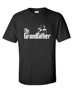6f5ee8939 Grandfather Fathers Day Gift Grandpa Movie Graphic Novelty Funny T Shirt -  Logoz Custom T Shirts