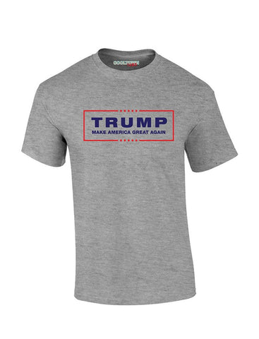 Donald Trump For President 2016 T-Shirt Make America Great Again 100% Cotton - Logoz Custom T Shirts