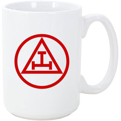 Logoz USA - Royal Arch Masonic Coffee Mug - Logoz Custom T Shirts