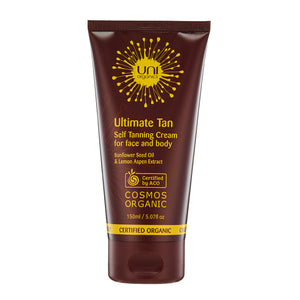 SELF TANNING LOTION - MEDIUM TO DARK