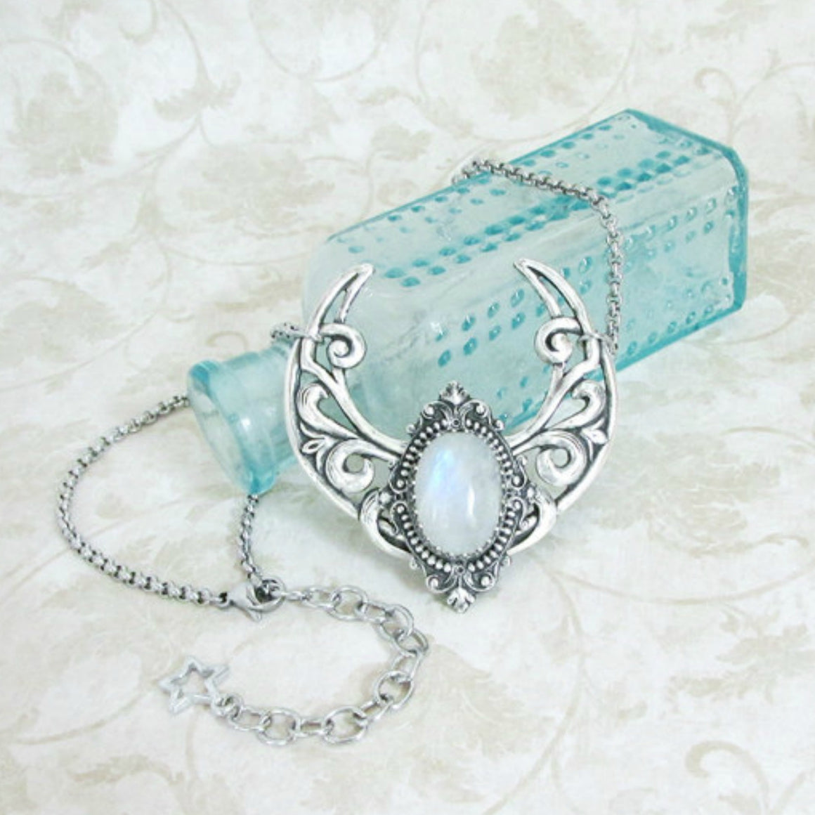 Enchantress Moonstone Necklace