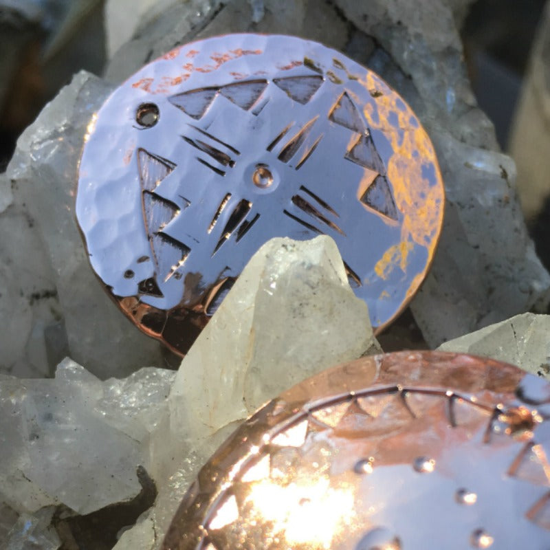 Copper Shield Talismans