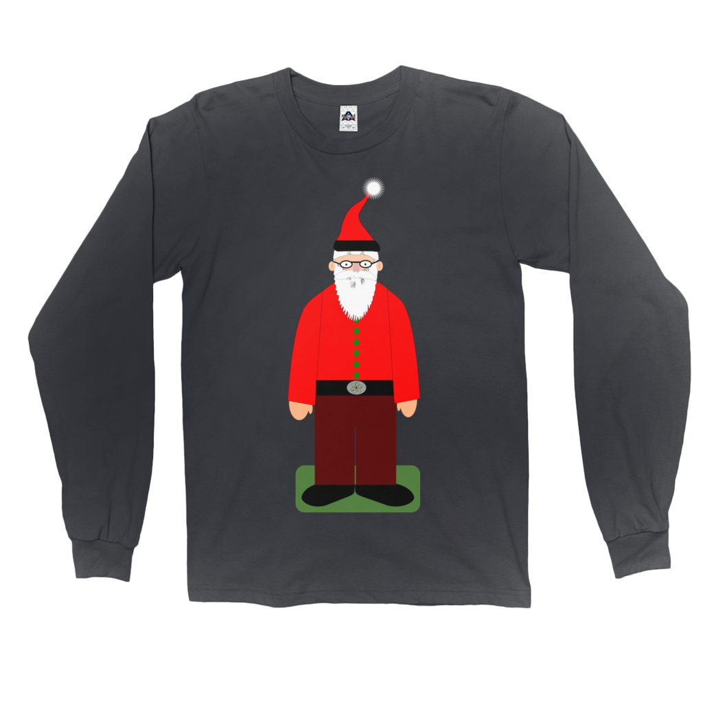 "Science ""Santa Dude"" Long Sleeve T-Shirt"