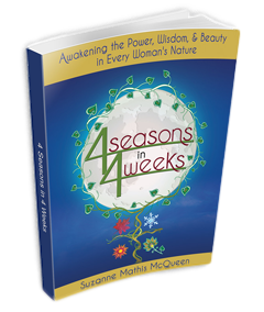 4 Seasons in 4 Weeks: Awakening the Power, Wisdom, and Beauty in Every Woman's Nature: Signed Copy