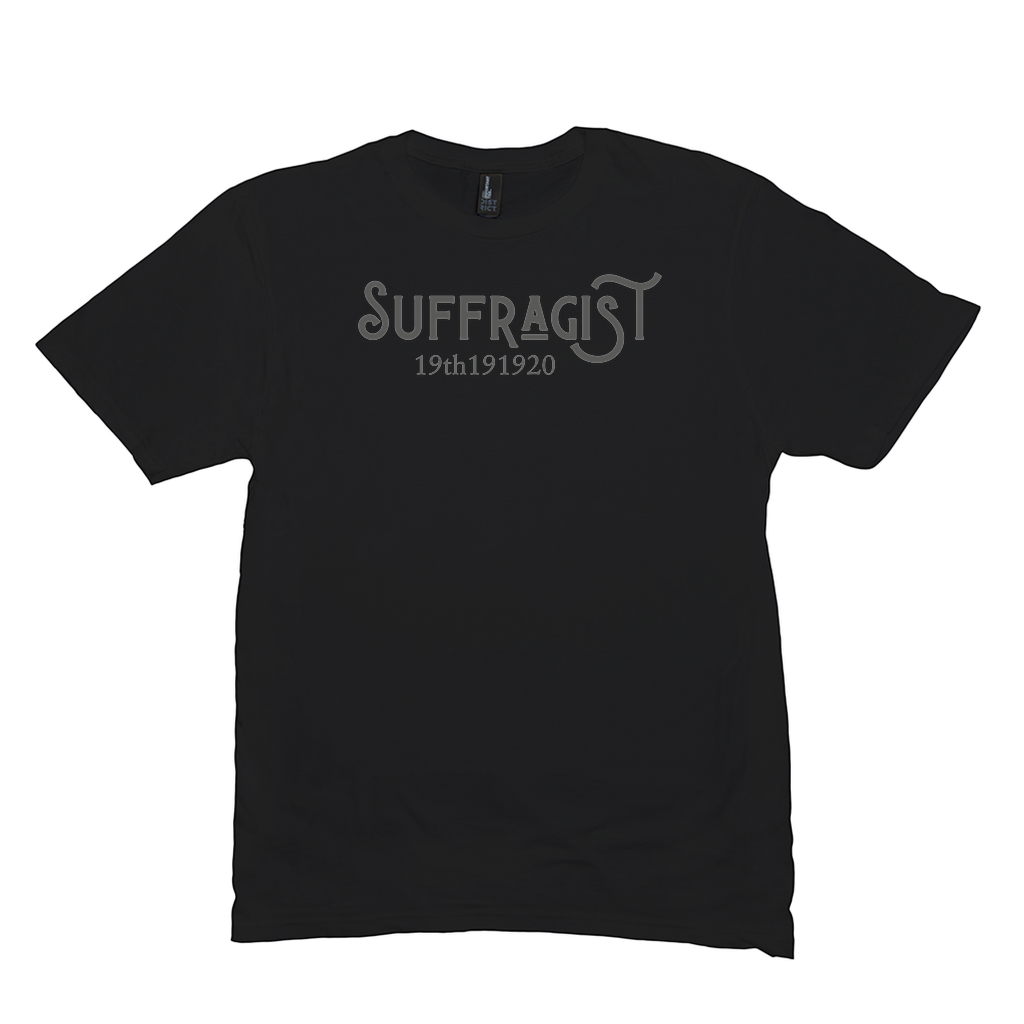 "Women's March 2020 ""Suffragist"" T-Shirt $19!"