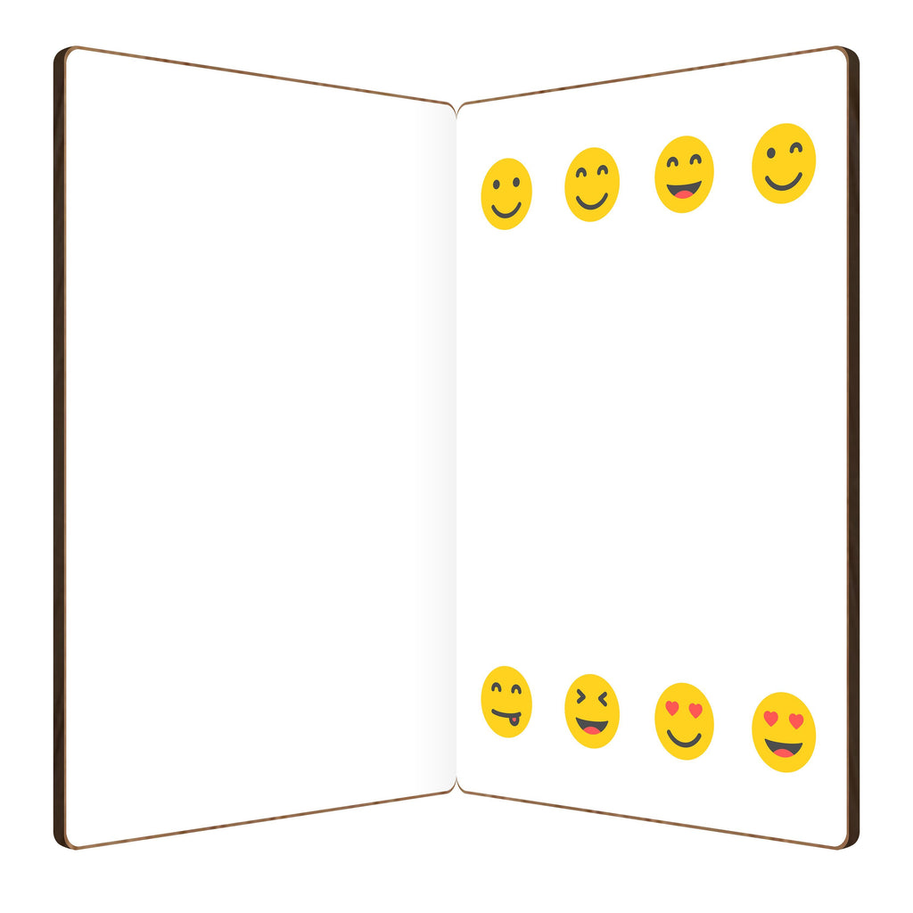 Hello Emoji General Card