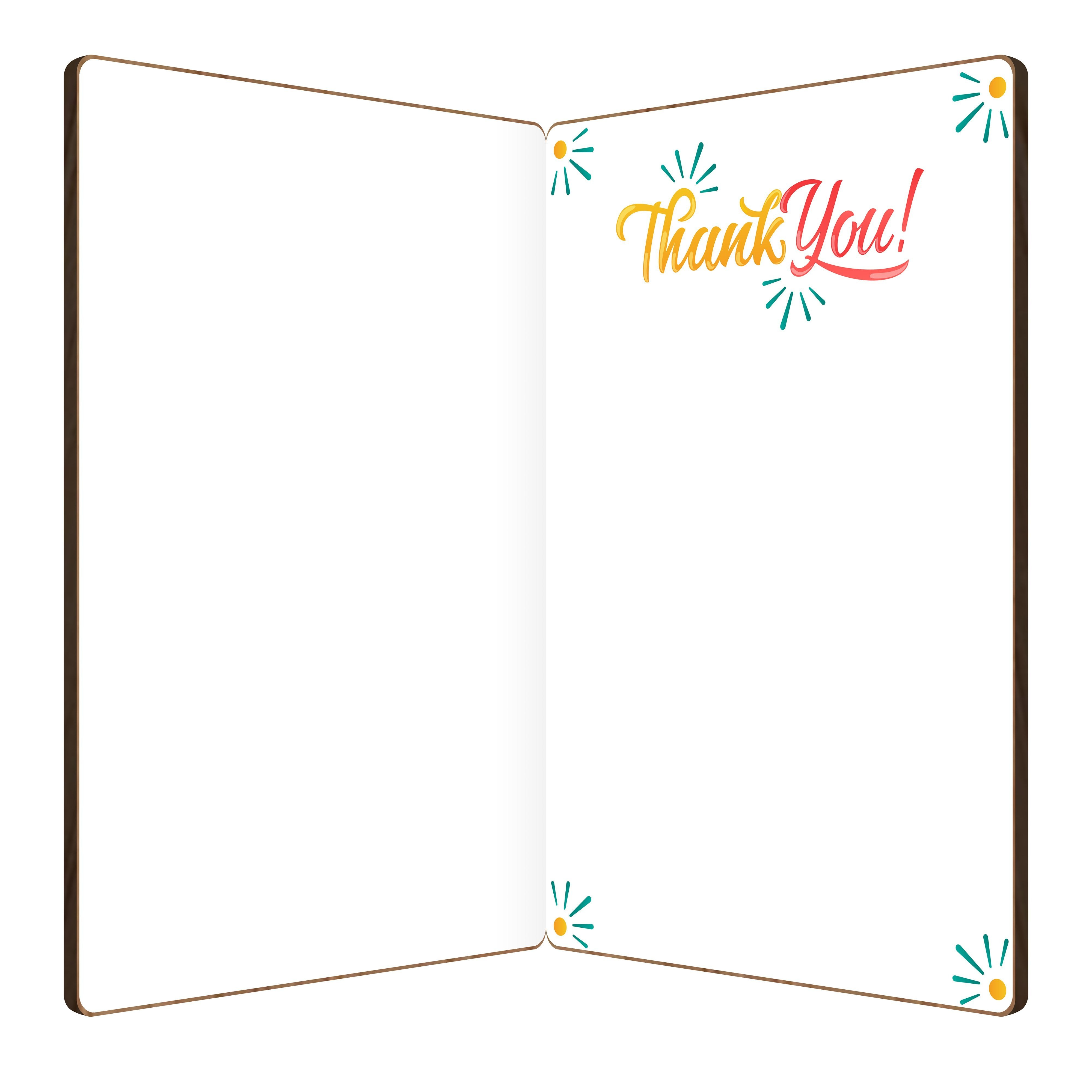 confetti thank you card heartspace cards