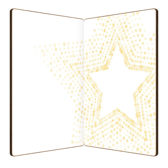 Bamboo Wood Greeting Card Good Job Congratulations Card Main
