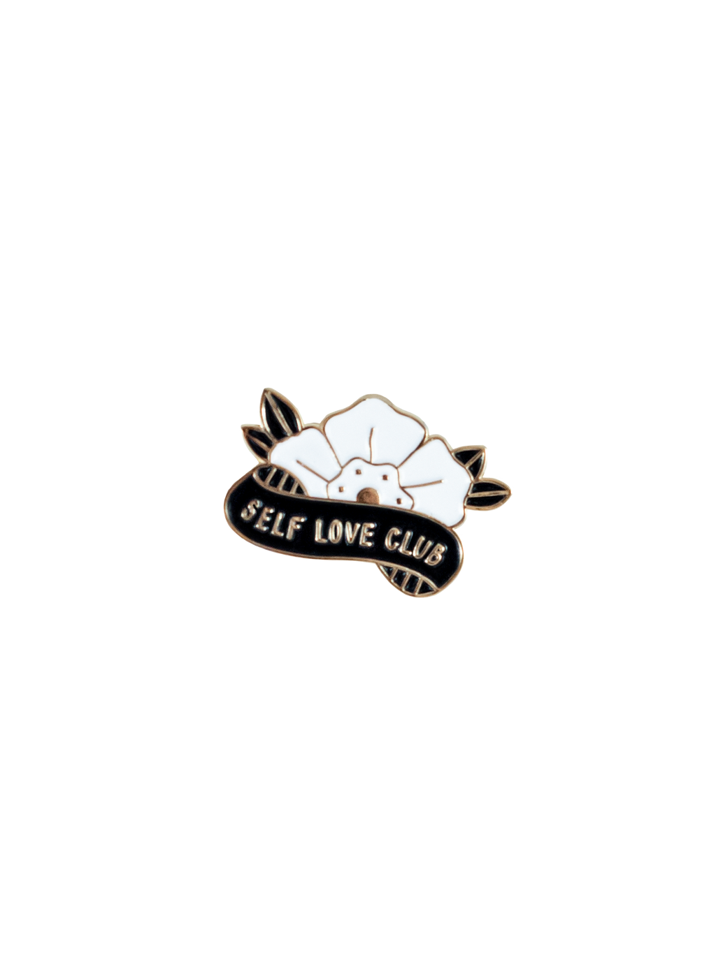 Self Love Club Pin