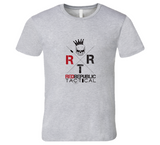 New Logo T Shirt - Red Republic Tactical