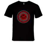 Circle Logo T Shirt - Red Republic Tactical