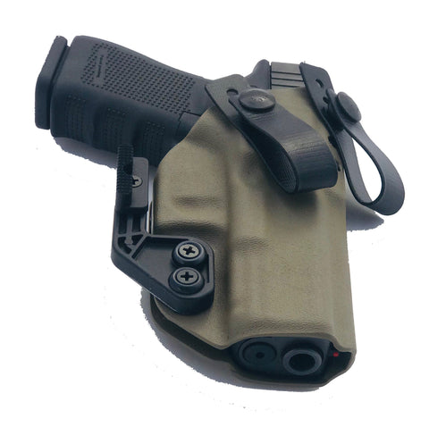 Taco Bravo IWB Holster - Red Republic Tactical