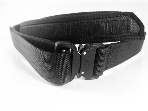 Velcro lined 1.5 inch Duty belt with inner belt - Red Republic Tactical