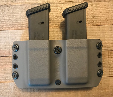 OWB Double Magazine Carrier - Red Republic Tactical