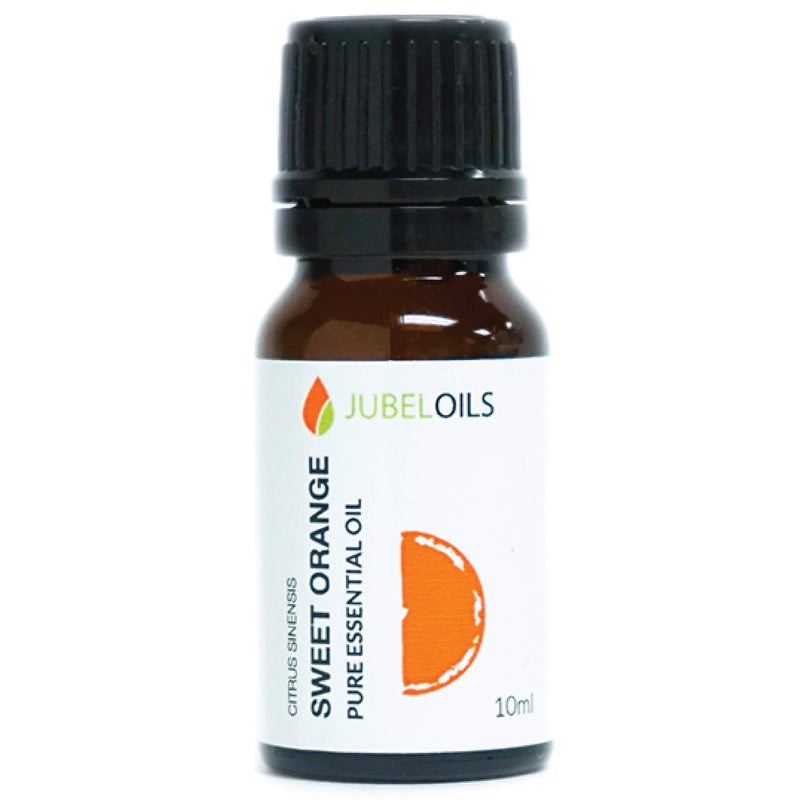 Sweet Orange Essential Oil 10 ml