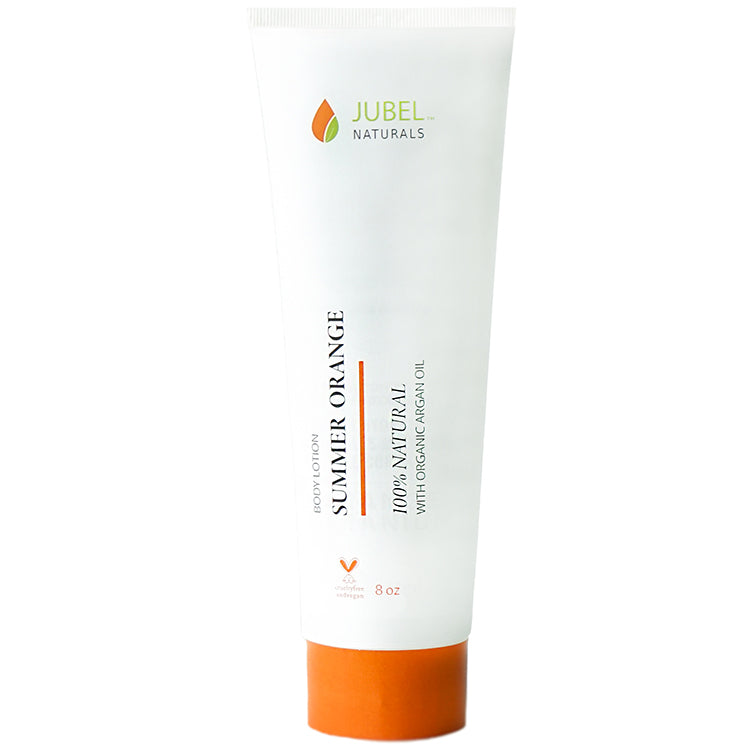 Summer Orange Body Lotion