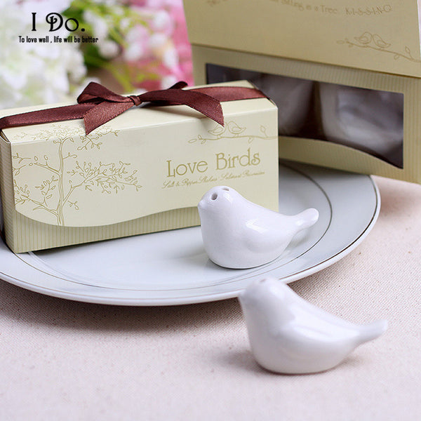Love Bird Salt & Pepper Shaker Souvenirs Gift Set for all Occasion