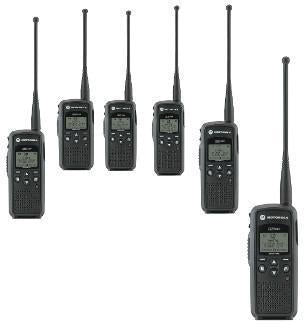 Motorola Two Way Radio Bulk Lots-Stardom Corporate