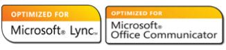 Microsoft Lync Optimized Gaming logo