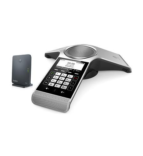Yealink CP930W-BASE DECT Conference Phone with W60B