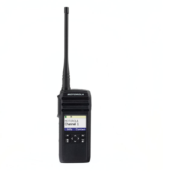 Motorola DTR600 Digital Two Way Radio