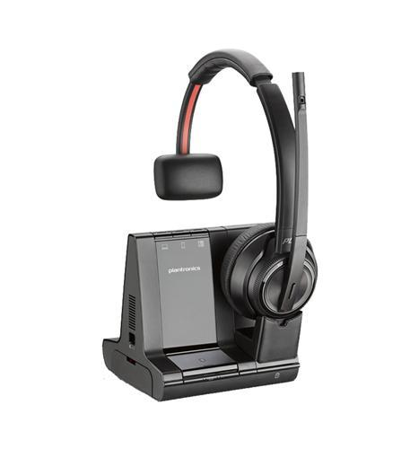 Plantronics Savi W8210 207309-01 Wireless DECT Headset