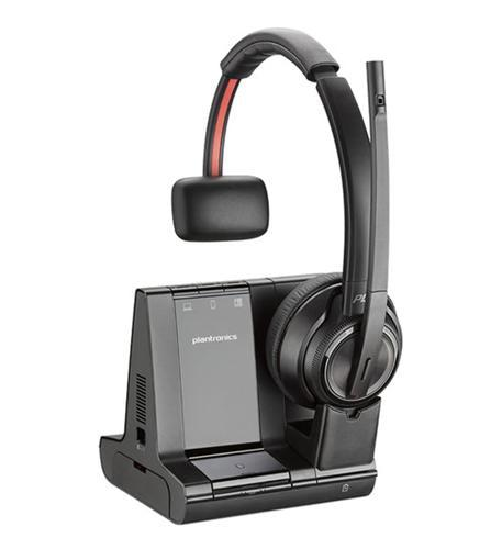 Plantronics Savi W8210-M 207322-01 Wireless DECT Headset
