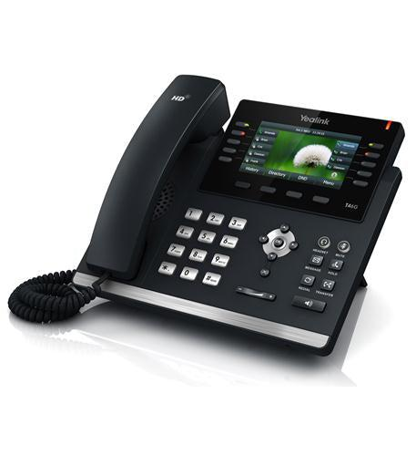 Yealink SIP-T46S Ultra-elegant Gigabit IP Phone