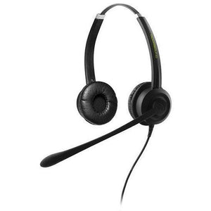 ADDASOUND Crystal 2702 Wired Binaural Headset