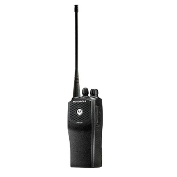 Motorola PR400 Two Way UHF Radio
