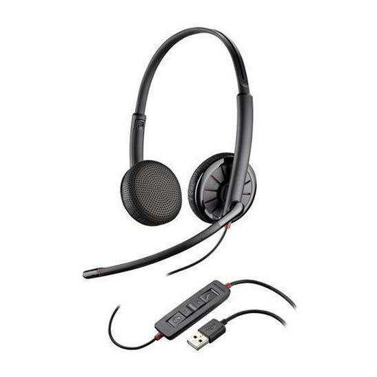 Plantronics 204446-01 Blackwire C325-M Headset
