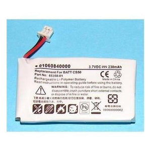 Plantronics 64399-01 Generic CS50 CS55 CS510 CS520 Battery
