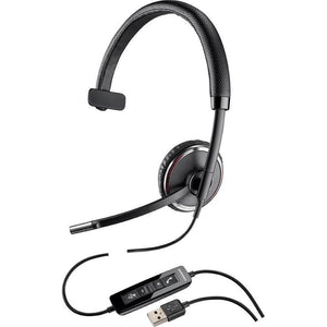 Plantronics 88860-01 Blackwire C510 USB Monaural Headset
