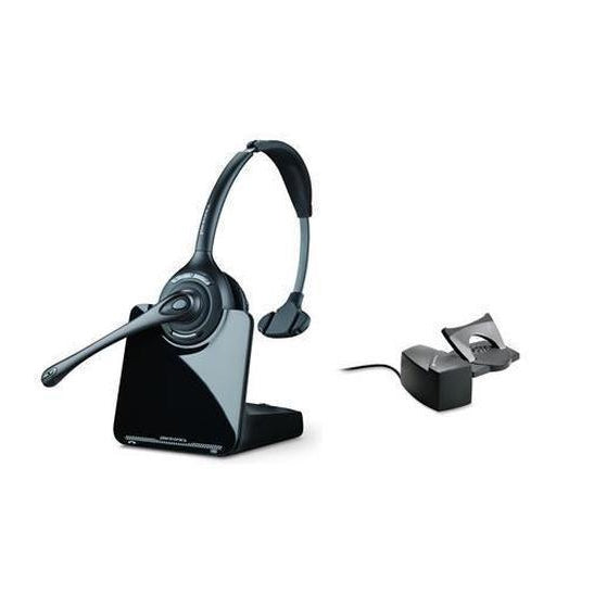 Plantronics CS510HL10 84691-11 Wireless Headset Bundle