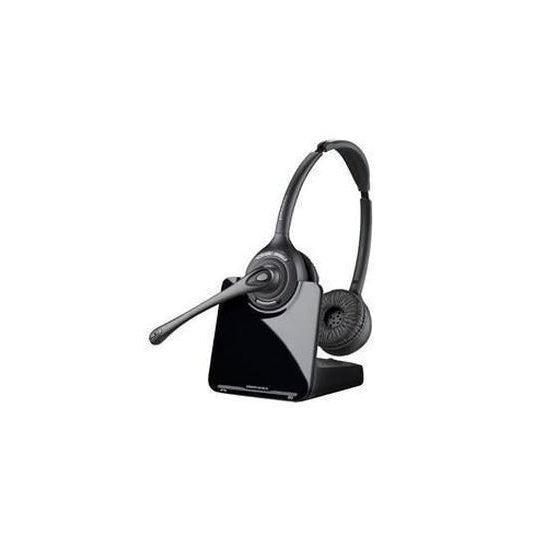 PROMO Plantronics CS520 84692-01 Wireless DECT Binaural Headset