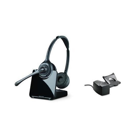 Plantronics CS520HL10 84692-11 Wireless Headset