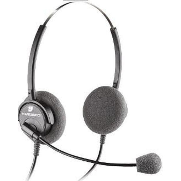 Plantronics H61N Supra Noise Canceling Headset