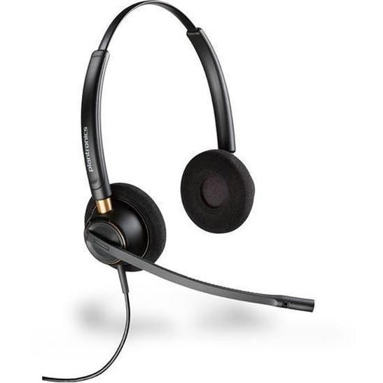 Plantronics HW520 89434-01 EncorePro Binaural Headset