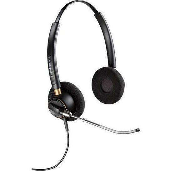 Plantronics HW520V 89436-01 EncorePro Voicetube Headset