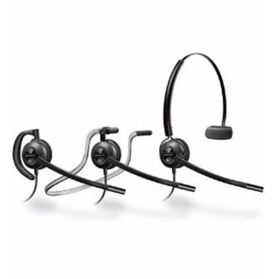 Plantronics HW540 88828-01 EncorePro Convertible Headset