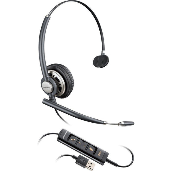 Plantronics HW715 203476-01 USB Headset