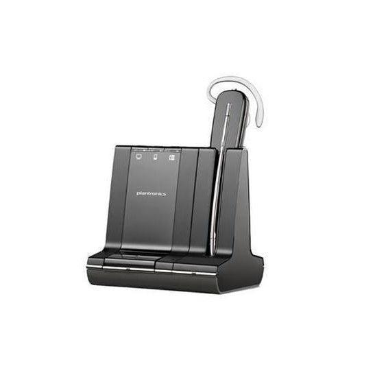 Plantronics Savi W745 86507-01 Wireless Headset