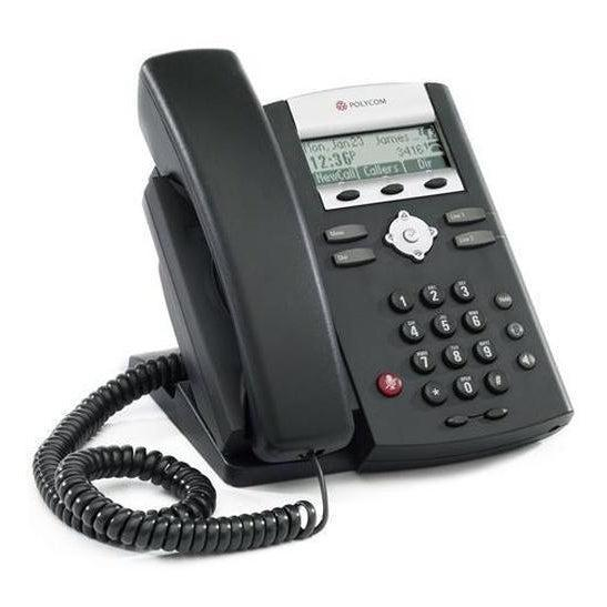 Polycom 2200-12360-025 SoundPoint IP 321 PoE Phone