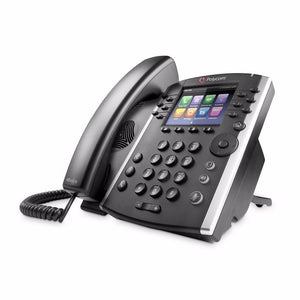 Polycom 2200-48450-025 VVX411 12-Line IP Phone