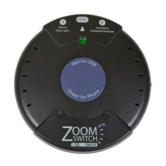 ZMS10-C Zoom Switch Phone Headset Access