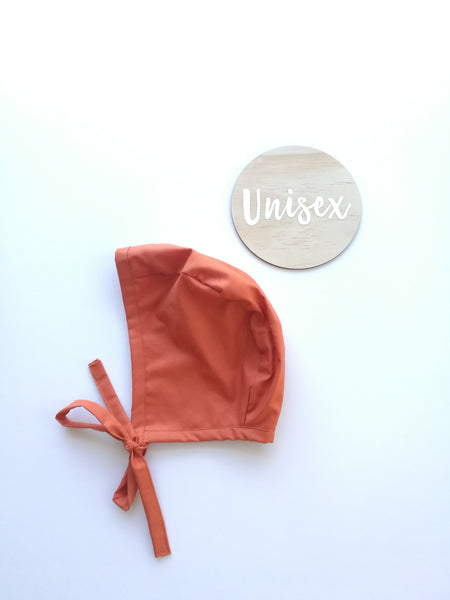 Rust Reversible Bonnet
