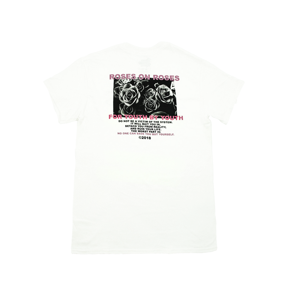 For Youth By Youth White T-Shirt