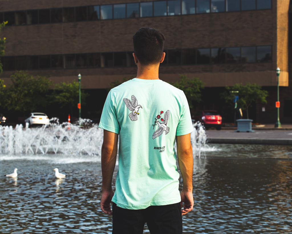 Mint Flight T-Shirt