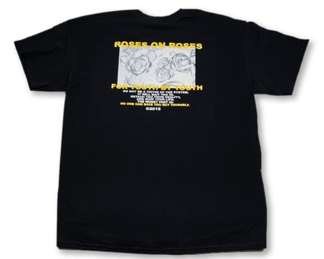For Youth By Youth Black T-Shirt